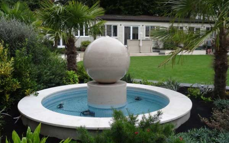 Garden Design Garden Design with GARDEN WATER FEATURE AND POOL