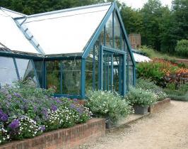 Display greenhouse