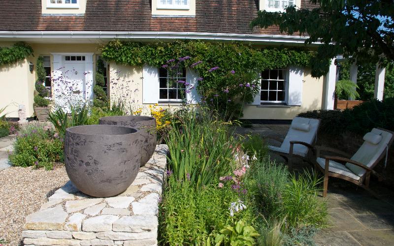 CAD Garden Design · CAD Garden Design Implemented ...