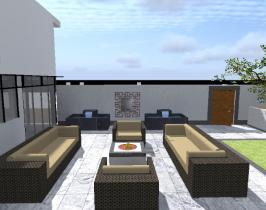 CAD garden design